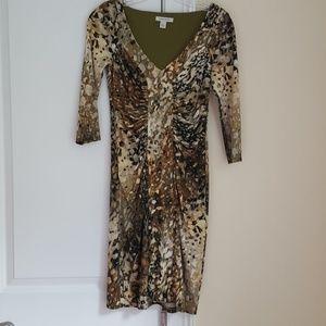 Boston Proper 3/4 sleeve dress